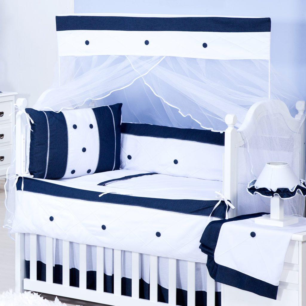 Quarto para Bebê Jeans - Mais de 900 Quartos de Bebê -  Quarto para ... 4d52a7d34b4