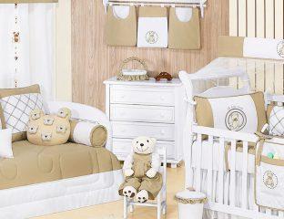 Quarto para Bebê Teddy