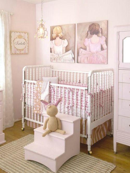Quarto de bebê rosa Quarto para bebê ~ Quarto Rosa Fotos