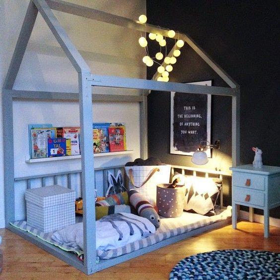 as melhores dicas para montar um quarto montessoriano. Black Bedroom Furniture Sets. Home Design Ideas