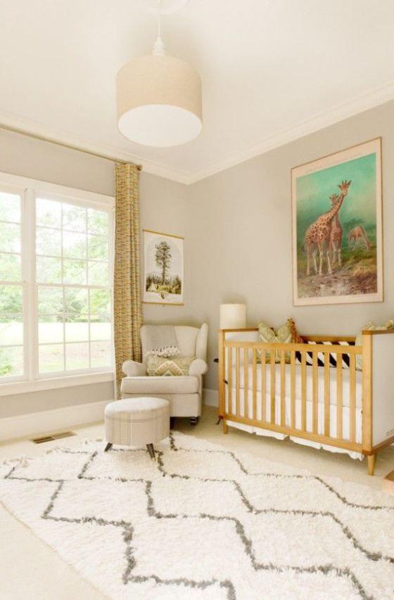 Feng Shui na decoração do quarto do bebê  Quarto para bebê