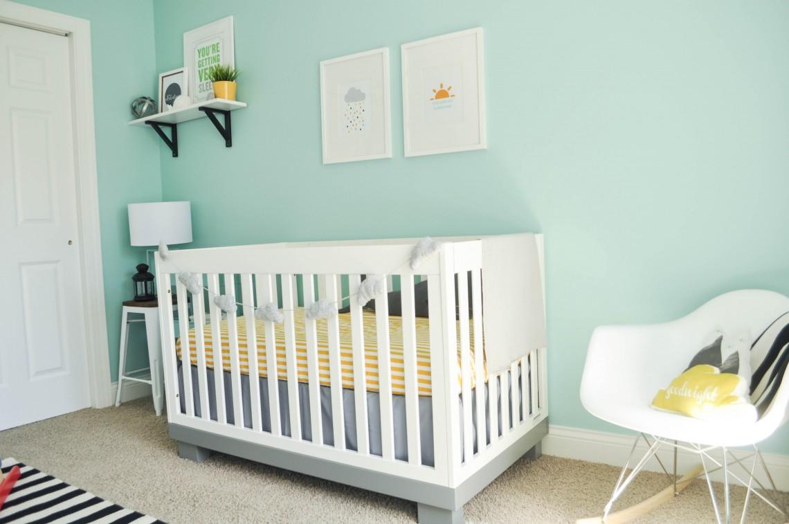 Feng shui na decora o do quarto do beb mais de 900 quartos de beb quarto para beb - Feng shui chambre bebe ...