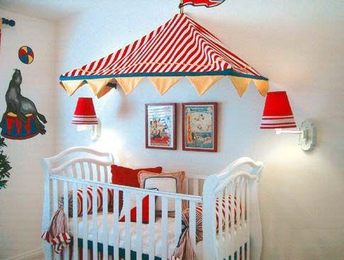 quarto de bebe circense.04