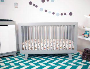 tapete do quarto do bebê