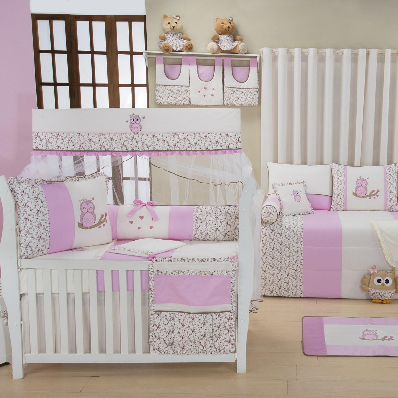 Coruja na decoração do quarto do bebê  Quarto para bebê