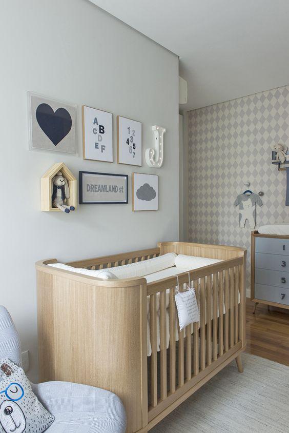 aposte em um quarto de beb moderno mais de 900 quartos