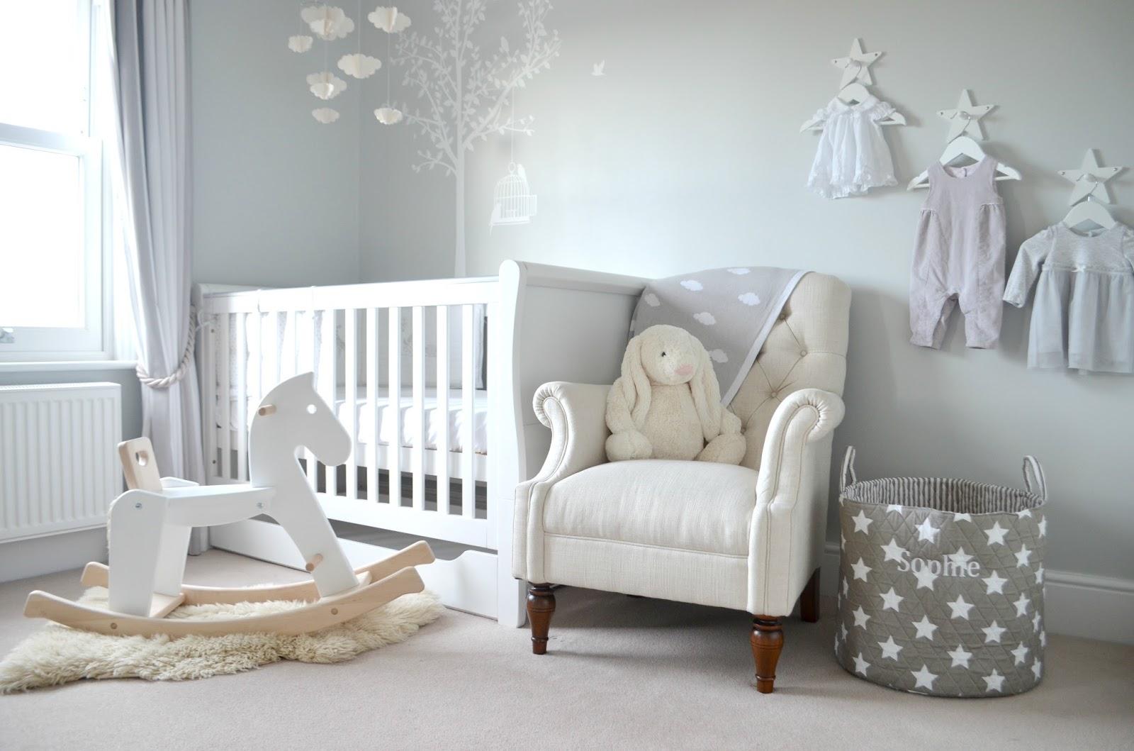 Grey Paint For Nursery Uk