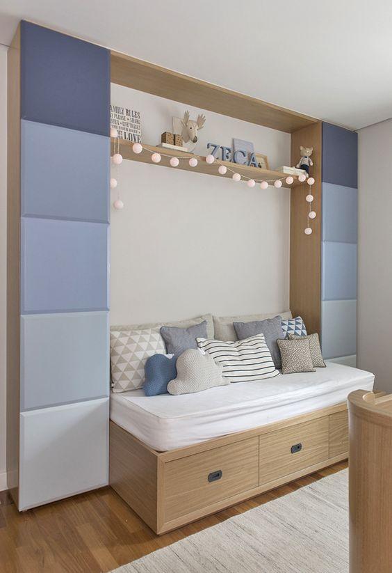 Armario Blanco Carrefour ~ Fio de luz para decorar o quarto do beb u00ea Mais de 900