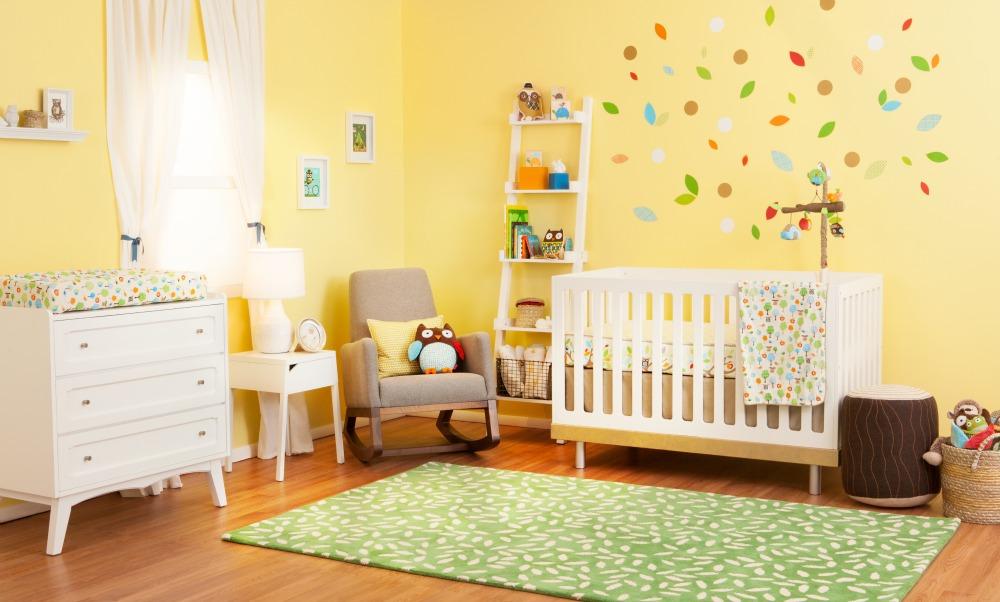 Quarto De Bebe Laranja Com Amarelo ~ Home Quarto de beb? Quarto de beb? amarelo
