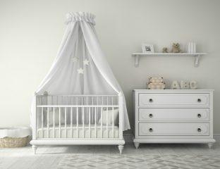 Dicas para economizar na decoração do quarto do bebê. Quarto de bebê barato