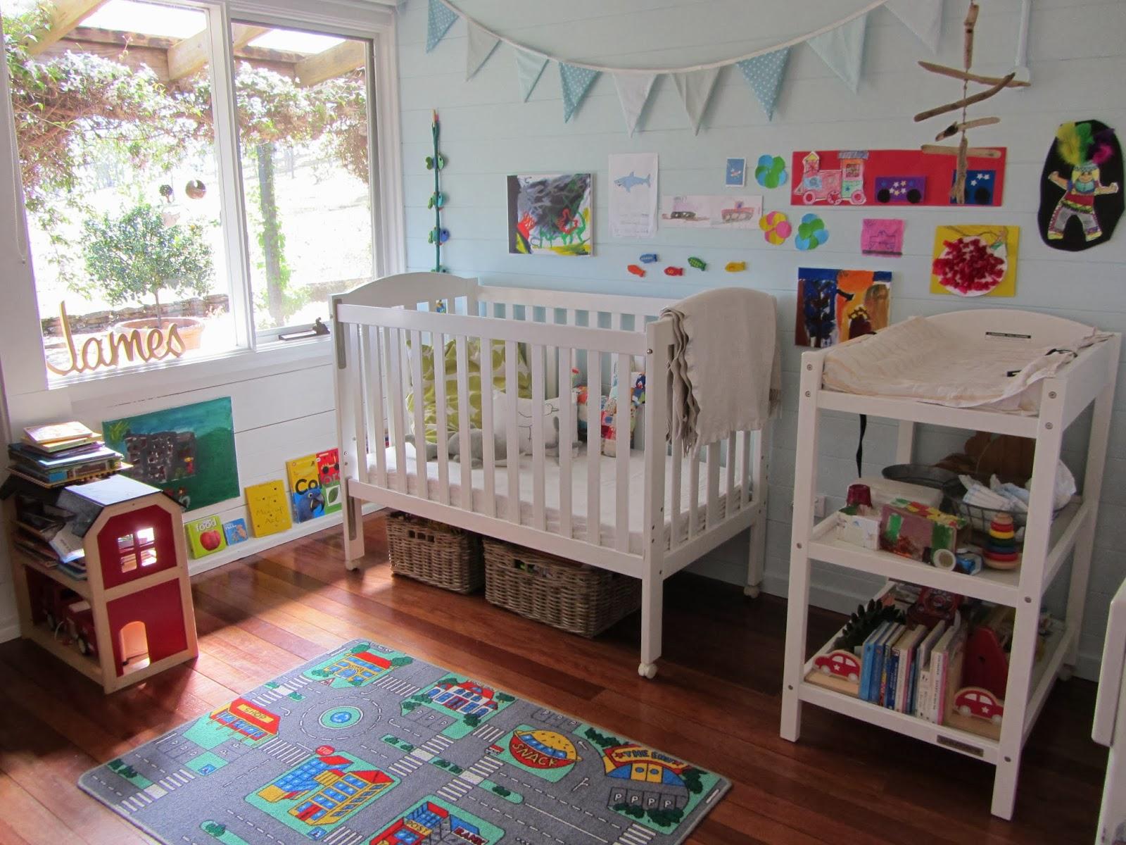 Inspira Es P Gina 4 De 5 Mais De 900 Quartos De Beb  ~ Biblioteca No Quarto E Quarto De Bebê Moderno