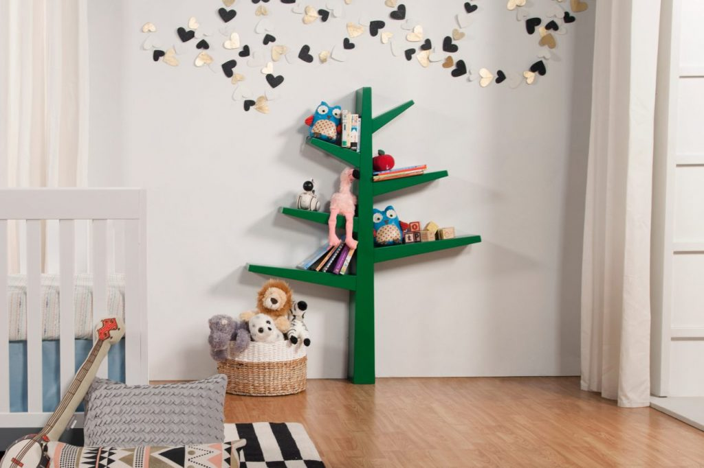 Image Result For Babyletto Tree Bookcase