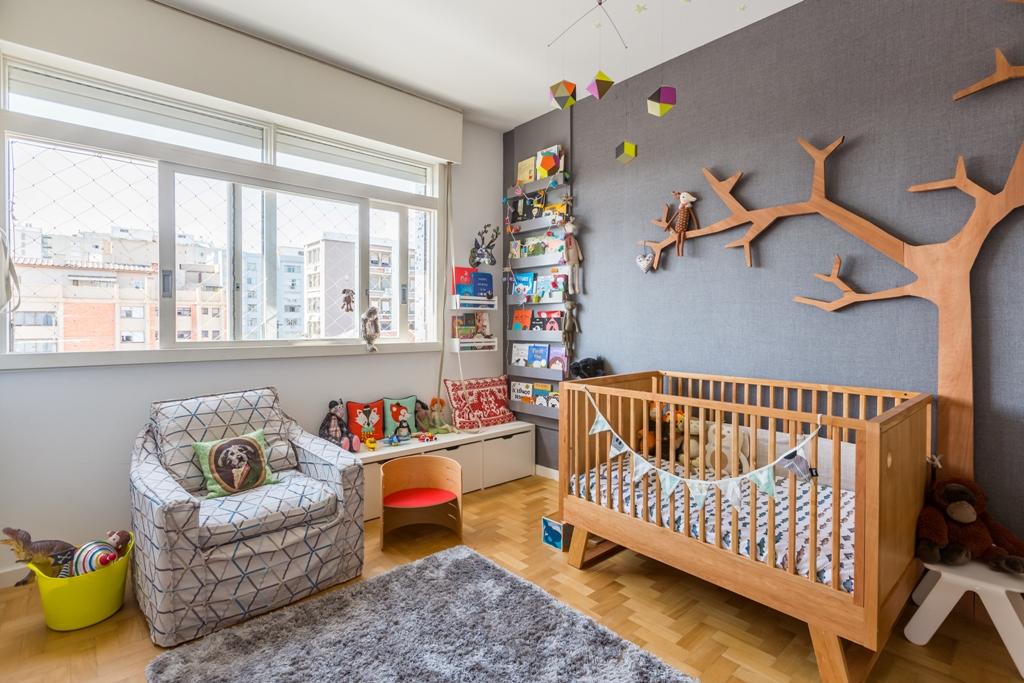 Prateleiras, nichos e estantes criativas para quarto de beb? - Quarto ...