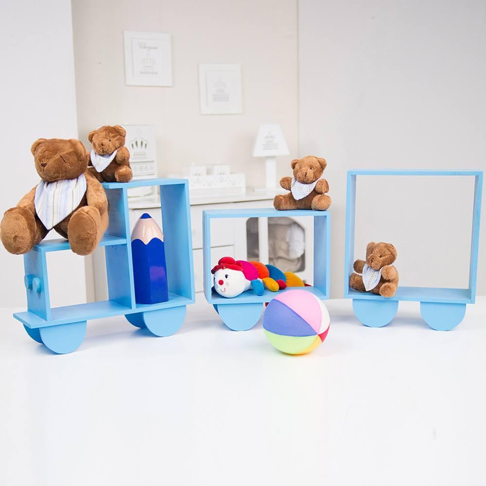 Prateleiras Nichos E Estantes Criativas Para Quarto De Beb  ~ Decoração De Quarto Criativa E Decoração Quarto De Bebe