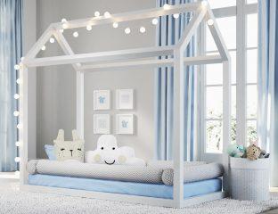 cama de quarto montessoriano