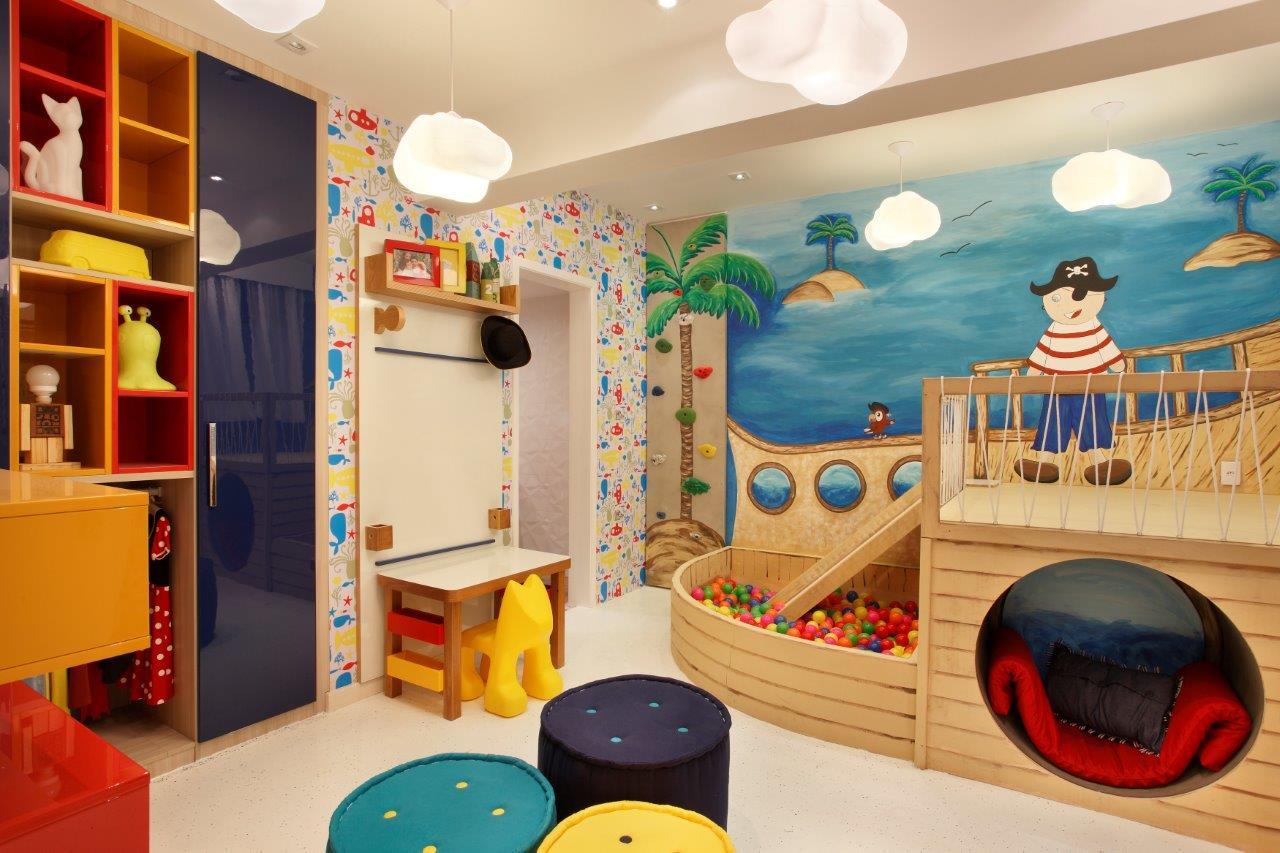 Dicas para montar uma brinquedoteca em casa mais de 900 for Casa e ideas