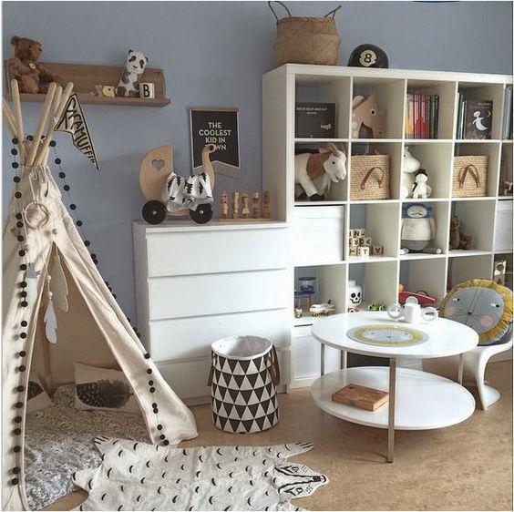 Dicas para montar uma brinquedoteca em casa mais de 900 for Room decor for 6 year old boy