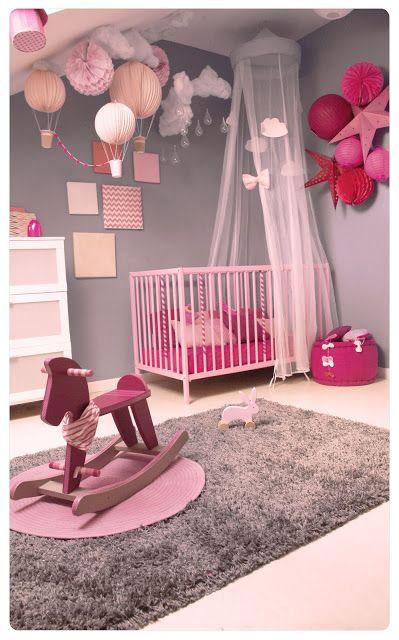 Dossel é opção luxuosa e aconchegante Quarto para bebê