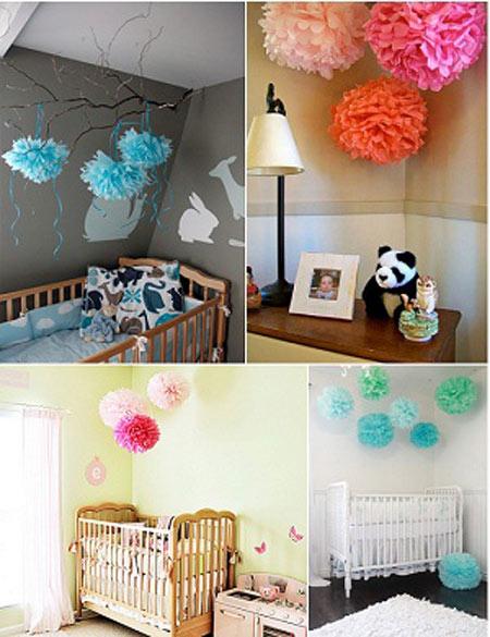 decorar o quarto do bebê