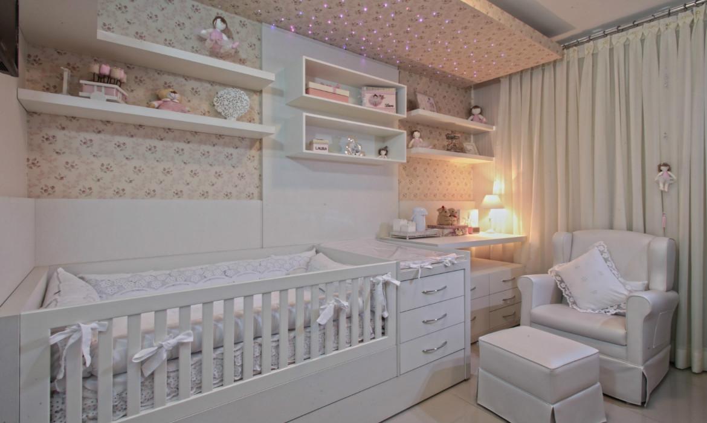 Soluções para quarto de bebê pequeno Inspire se! Quarto  ~ Quarto Pequeno Tamanho