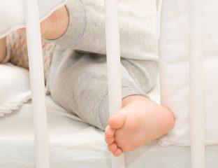 segurança no quarto do bebê