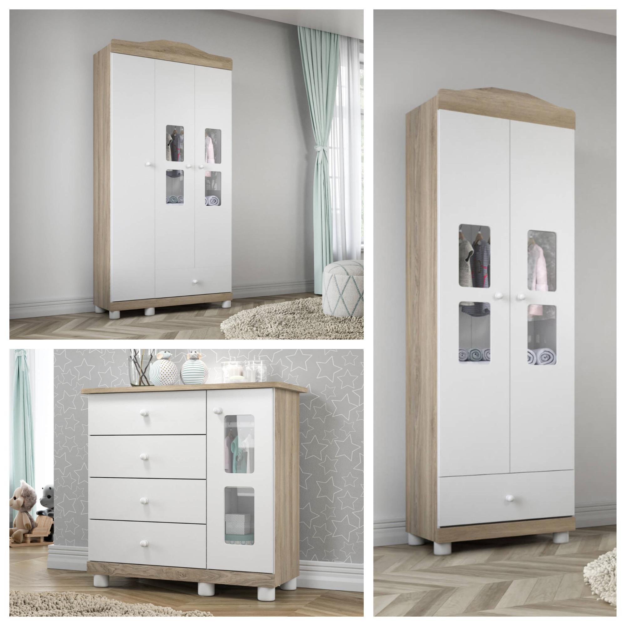 Coleção Mila móveis novos