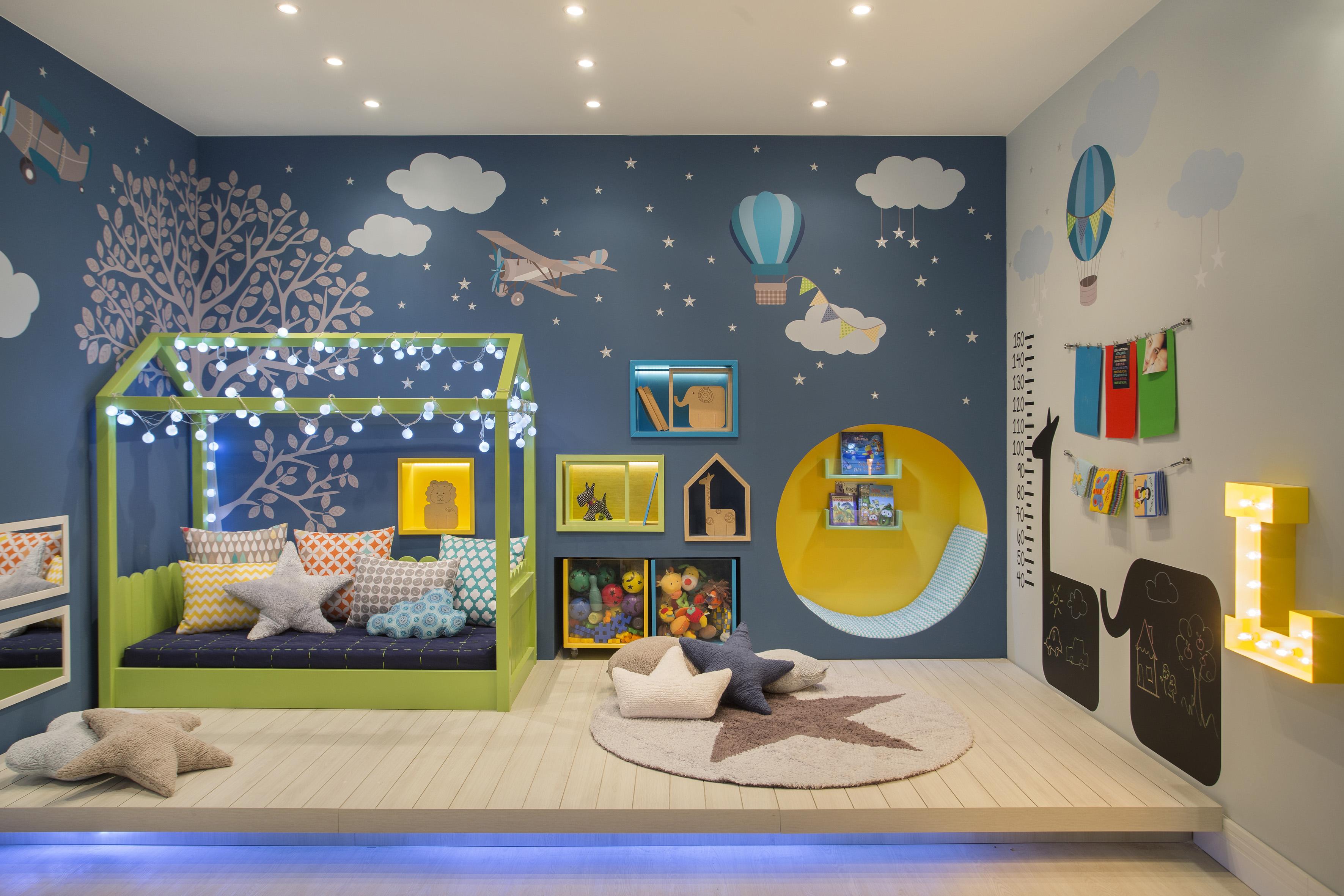 Inspira O Projeto De Quarto Montessoriano L Dico Mais De 900  ~ Quarto Montessoriano Projeto E Quarto De Menino Amarelo