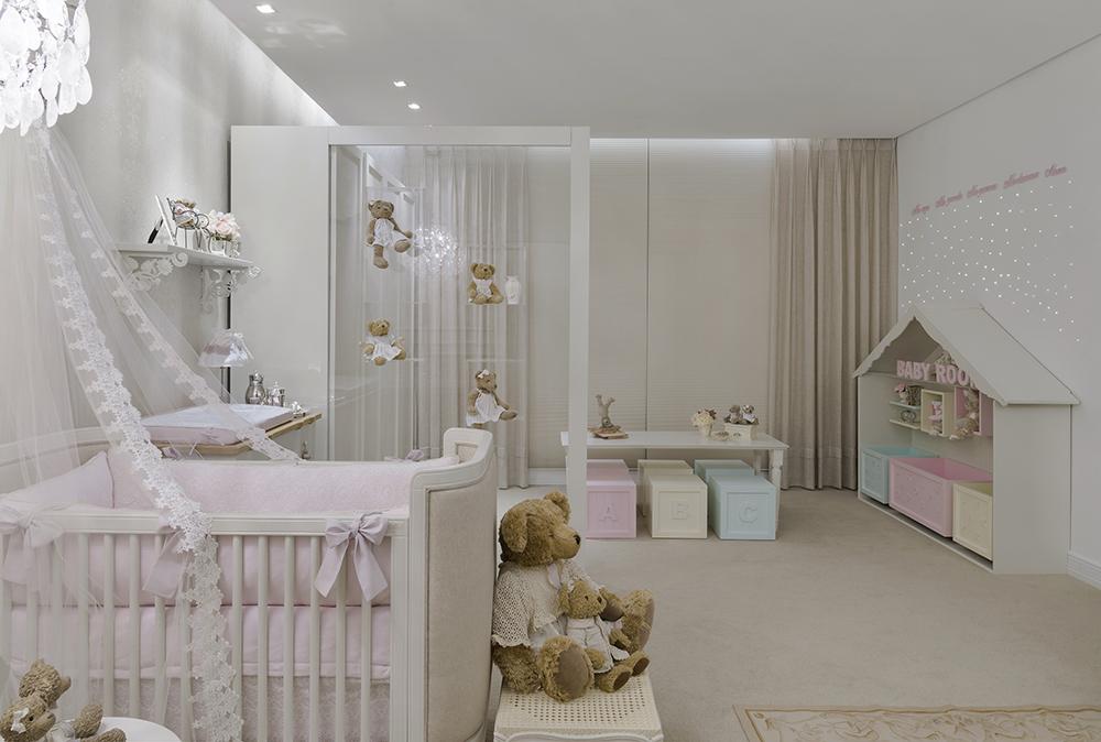 Armario Blanco Carrefour ~ Quarto de beb u00ea relembre o projeto sofisticado da CASA COR