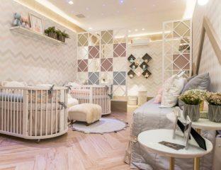 quartos de bebê da CASACOR