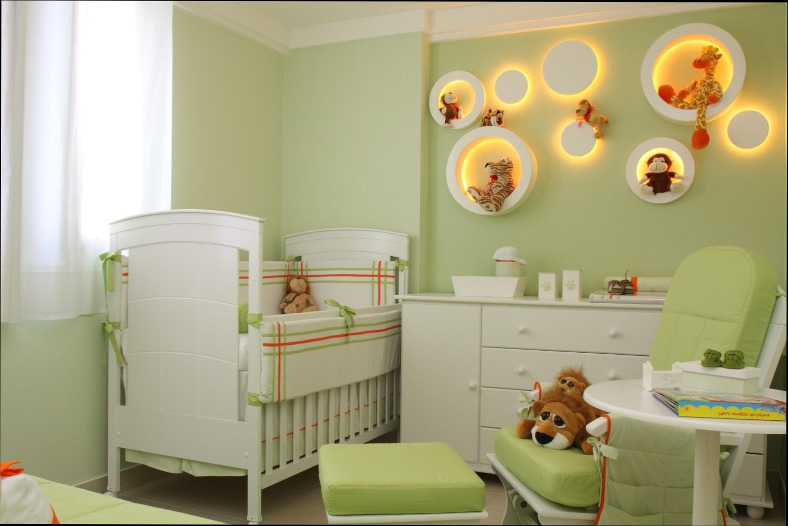 09ebea9e66 Significado das cores para a decoração do quarto do bebê