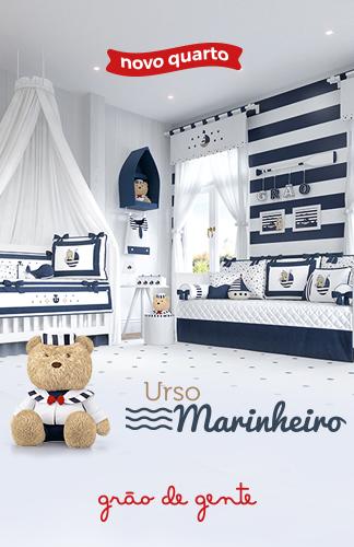 Coleção Urso Marinheiro