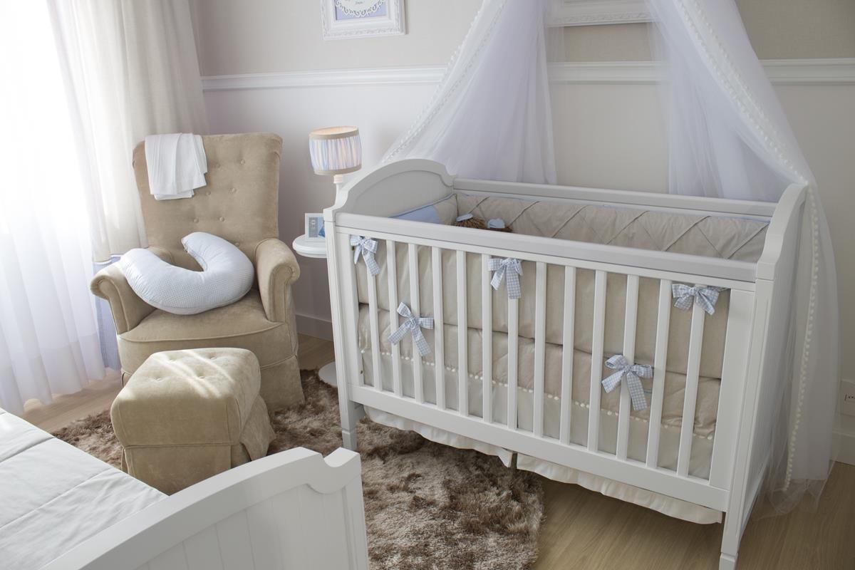 Quarto De Beb Neutro Guia Completo Para A Decora O ~ Quarto Casal Pequeno Com Quarto De Nenem Menina