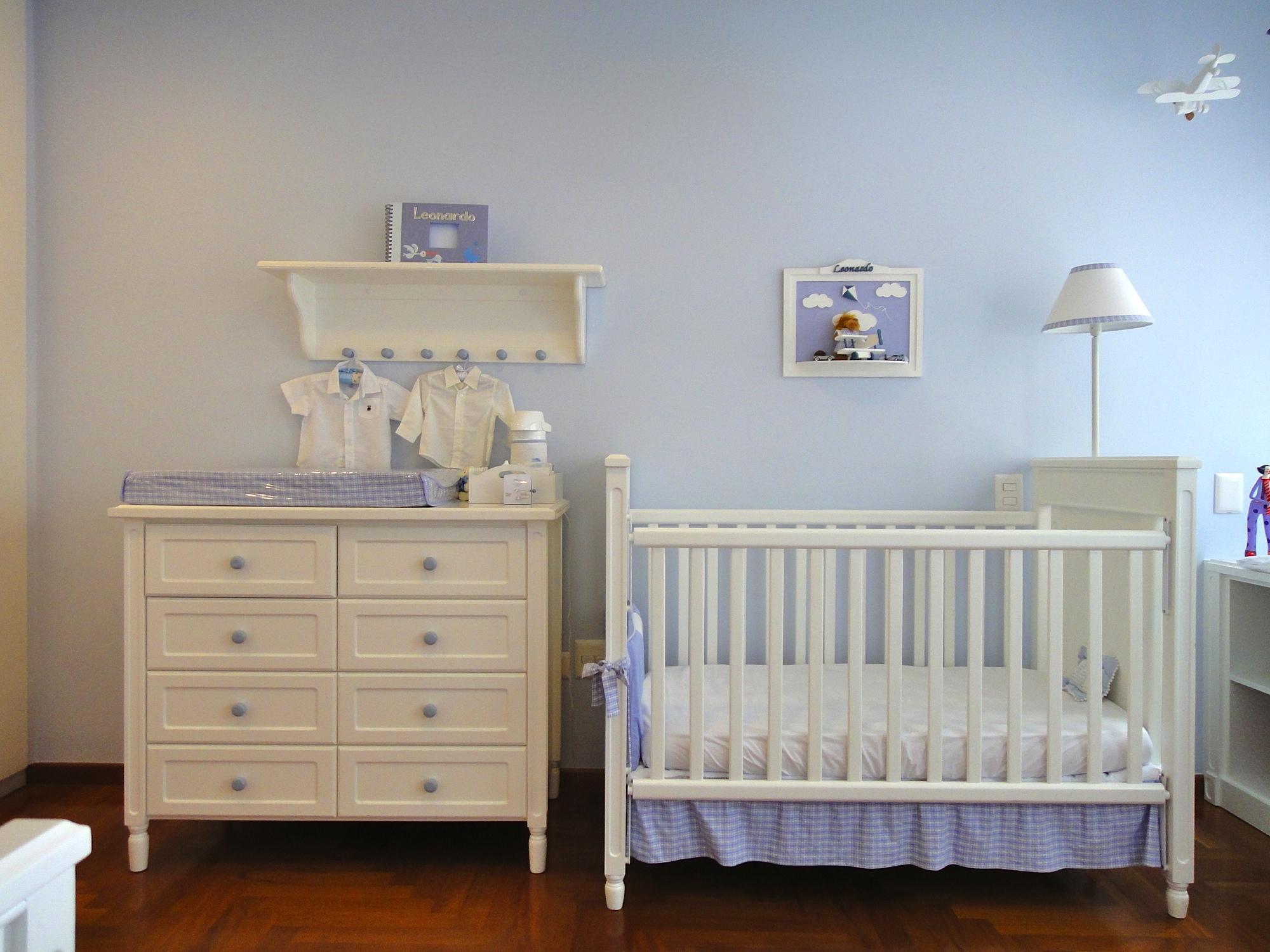 quarto de bebê funcional