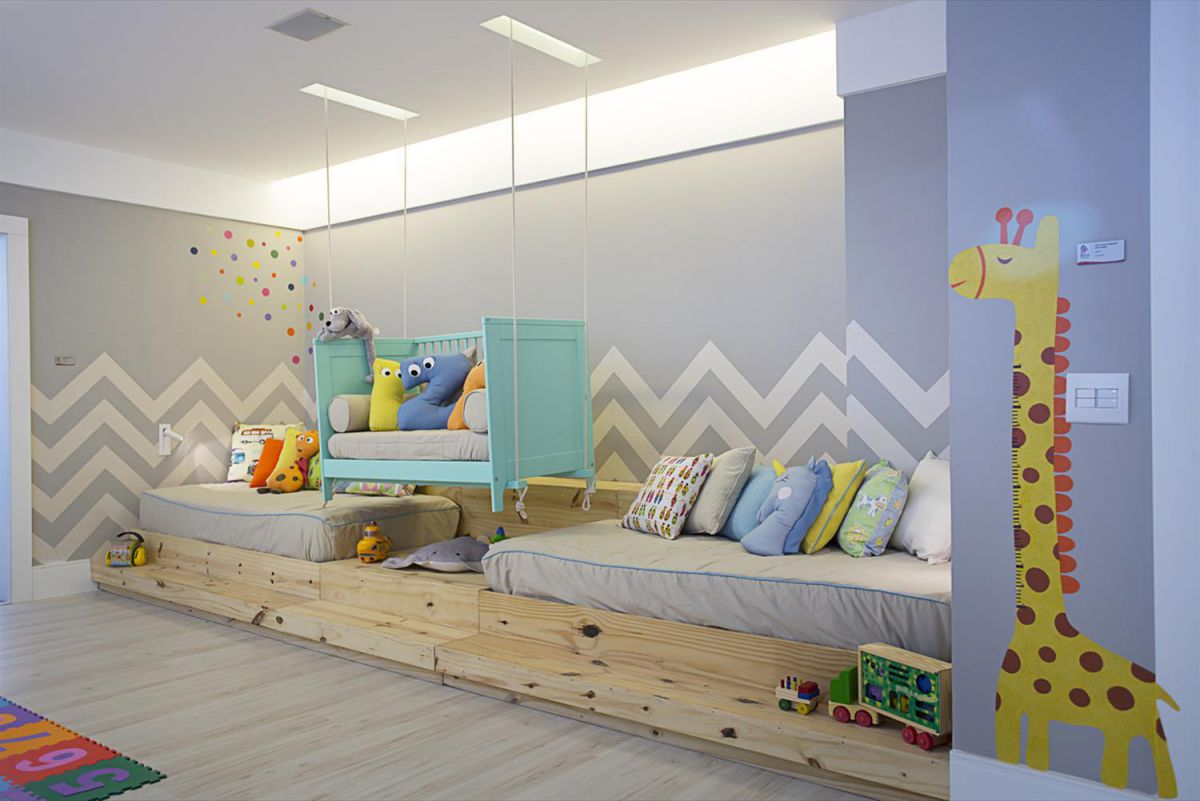 Como Transformar O Quarto De Bebê Em Quarto Infantil?