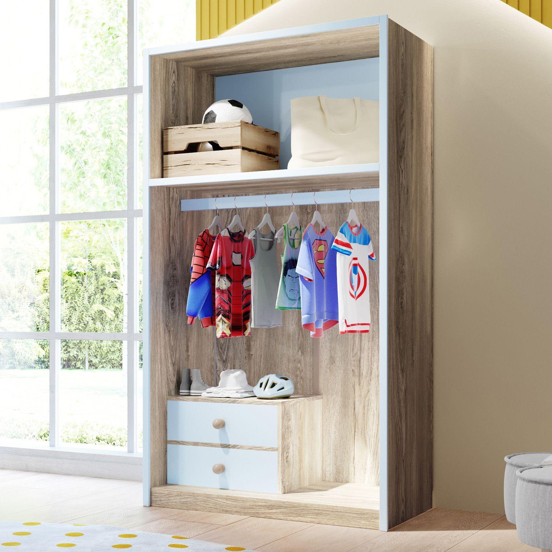 closet-infantil-montessoriano-2-gavetas-maria-madeira-azul-300787