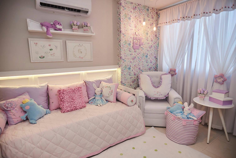 como decorar um quarto de bebê para durar