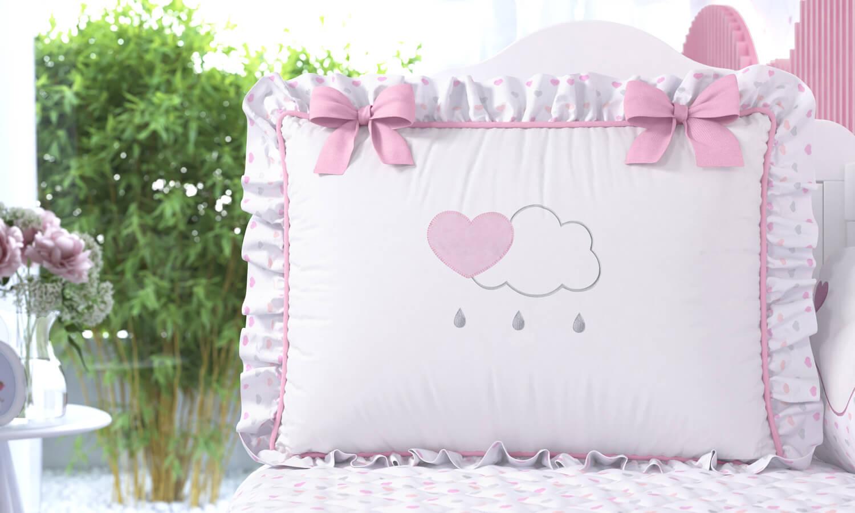 kit berço para quarto de bebê