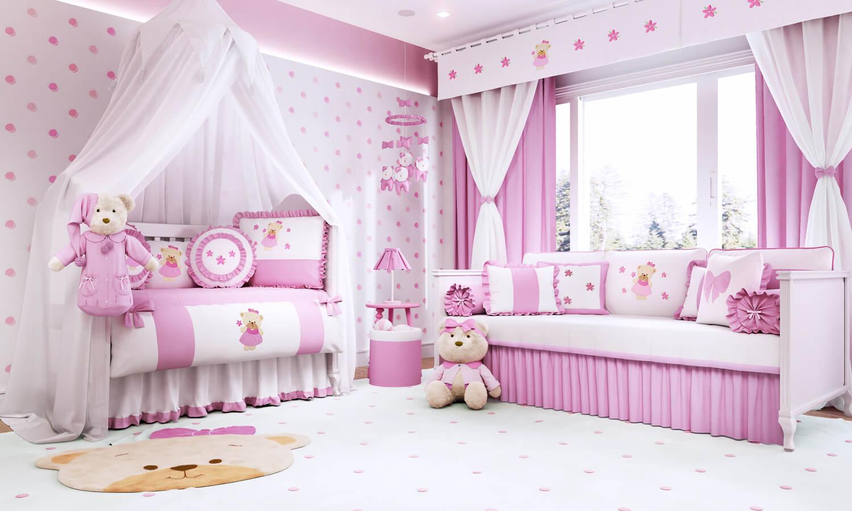 quarto de ursinha