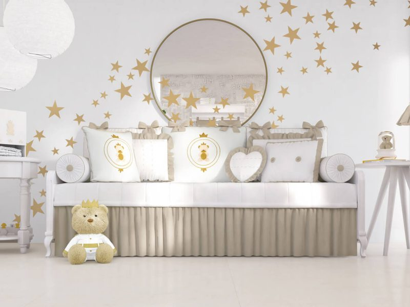 adesivos para quarto de bebê