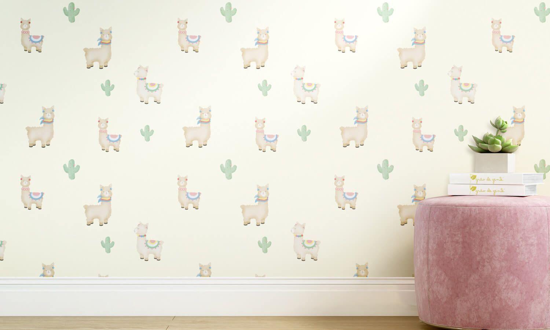 papel-de-parede-amiguinhas-lhamas-bege-3m-234994