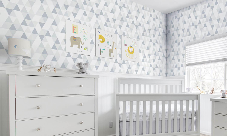papel de parede infantil