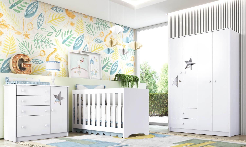 móveis para bebê