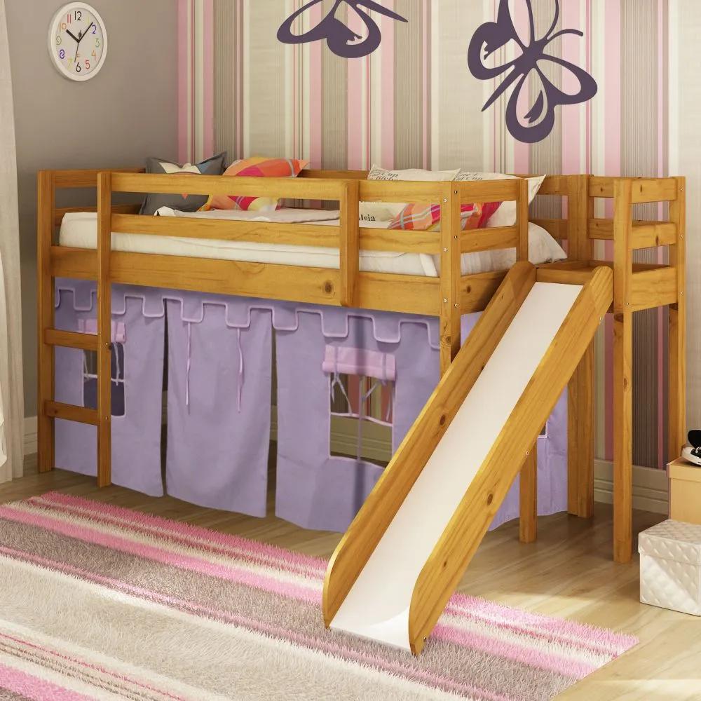cama escorregador