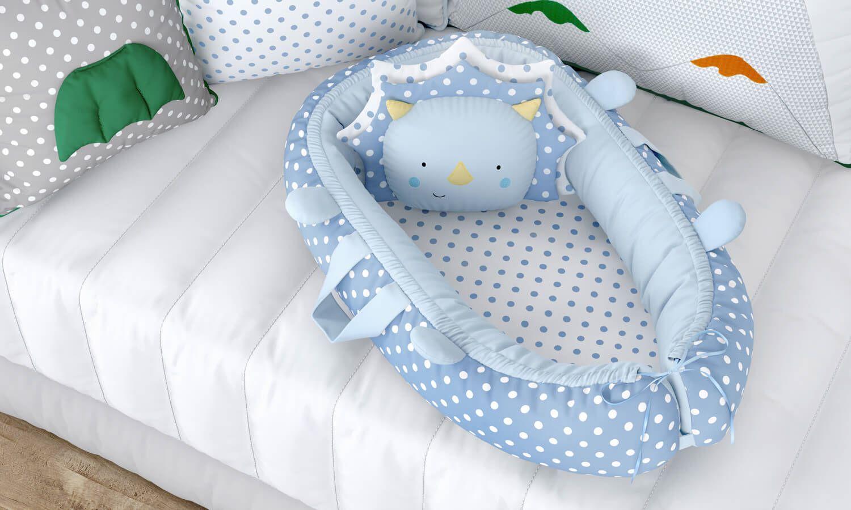 ninho pra bebê