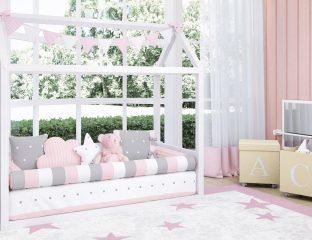 quarto montessoriano para bebês