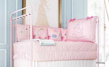 quarto de bebê disney