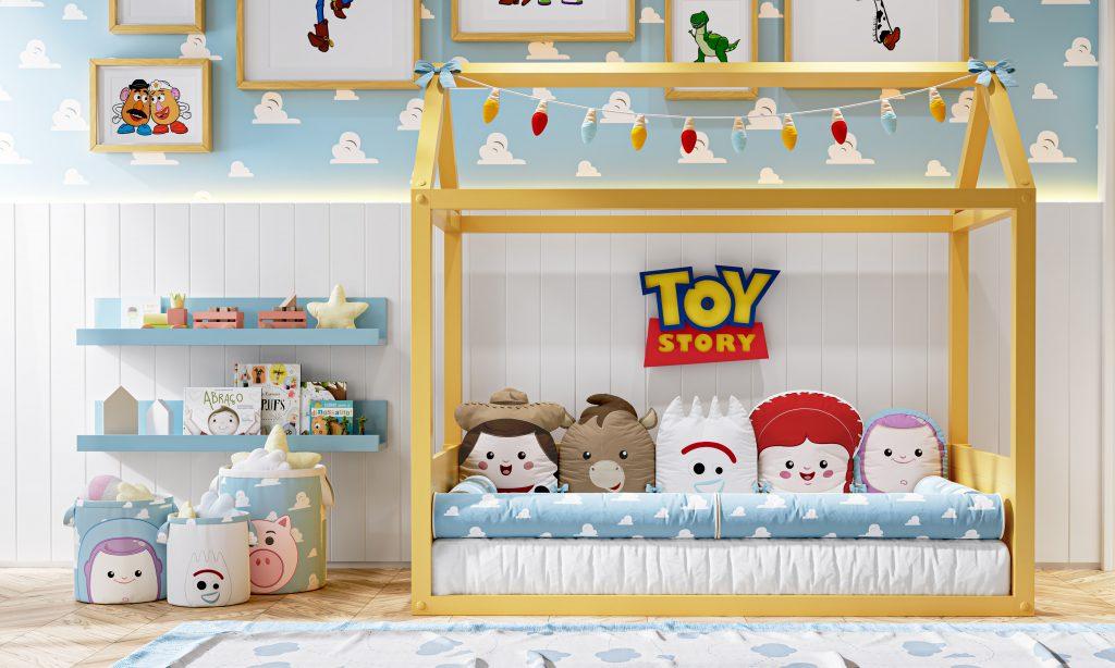 amiguinhos toy story