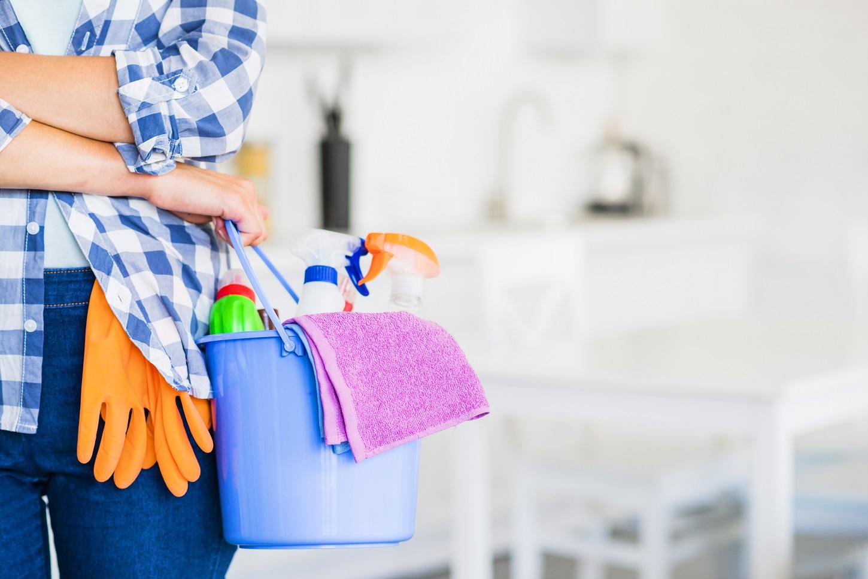 como limpar o quarto de bebê