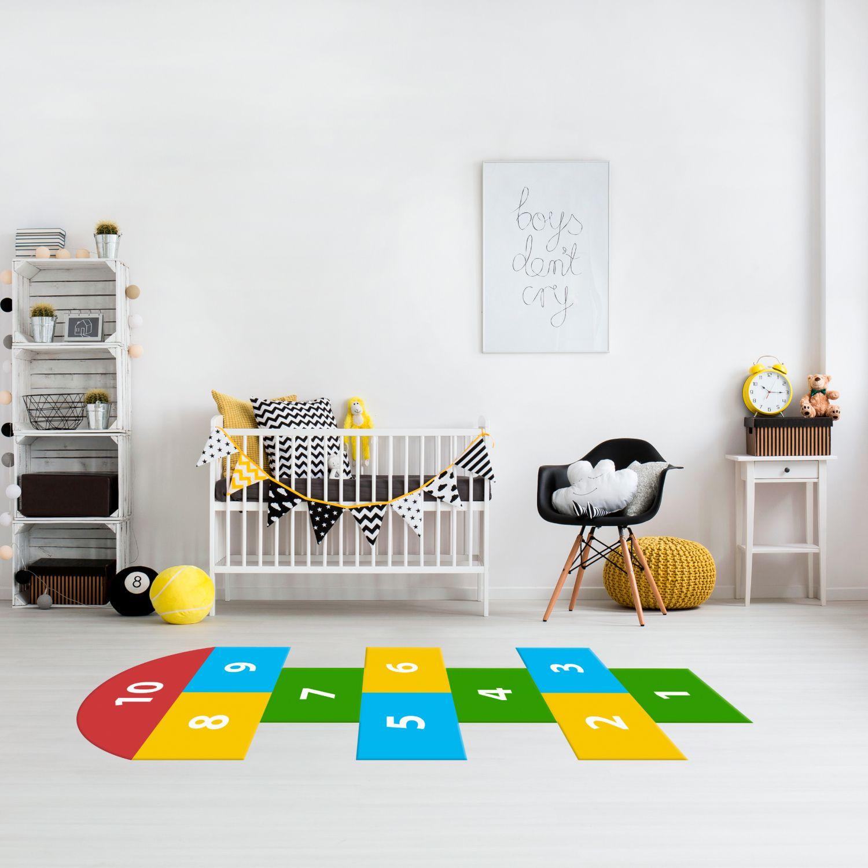 tapete-amarelinha-adesivo-verde-amarelo-azul-e-vermelho-70cm-301416