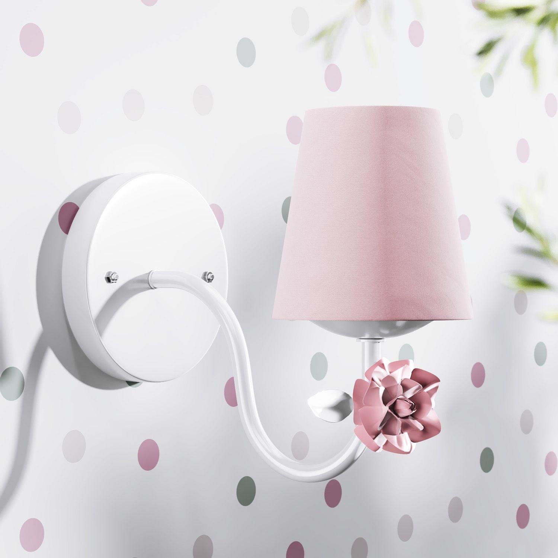 arandela-provencal-com-flor-cor-de-rosa-310483
